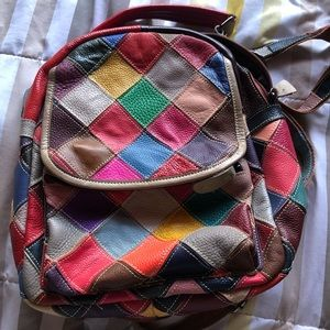 Colorful Mini Backpack